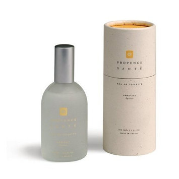 Provence Sante PS Eau de Toilette Apricot, 1 Glass Bottle in a cardboard tube