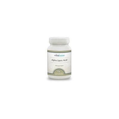 Alpha Lipoic Acid, 100 mg, 60 Capsules