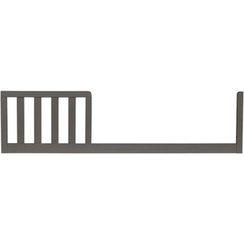 Ti Amo Castello Toddler Guard Rail in Brushed Grey