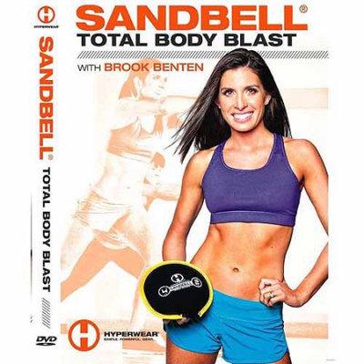 Hyperwear SandBell Total Body Blast Workout DVD