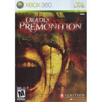 Ignition Entertainment Deadly Premonition Xbox 360 Game Ignition