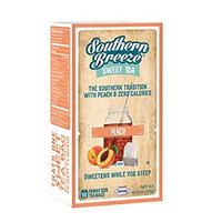 Southern Breeze Peach Sweet Tea Bags, 16 count, 4.23 oz