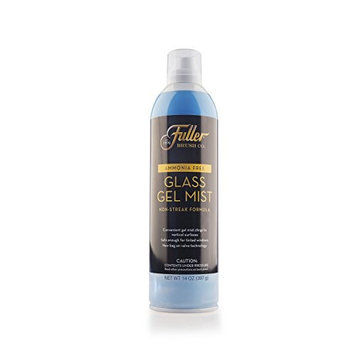 Fuller Brush Glass Gel Mist Spray – Streak Free – No Drip – 14 oz.