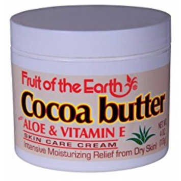 Fruit of the Earth Cream - Cocobutter 4 oz