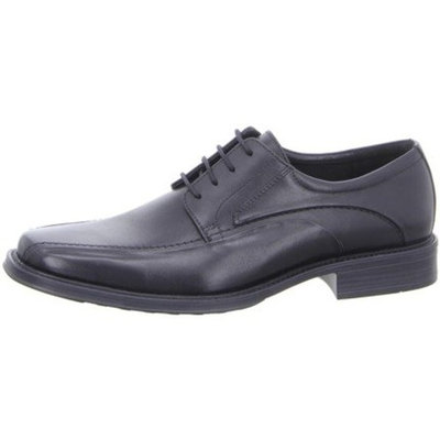 LONGO Men's 3071060-1 Lace-Up Flats