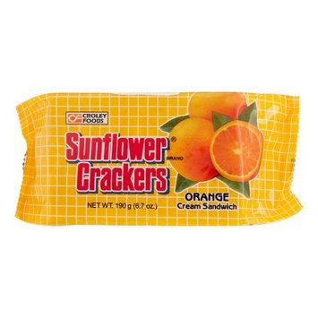 London Sunflower Cracker Orange Pack, 190 Gram
