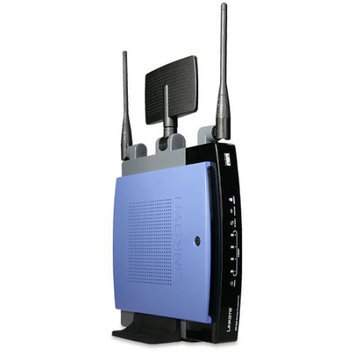 Cisco Linksys Wireless-N Broadband Router with 4 port Switch