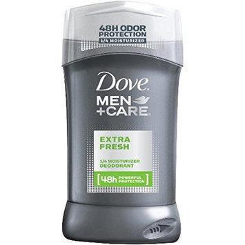 Dove Men + Care Deodorant Stick, Extra Fresh 3 oz (9 Pack)