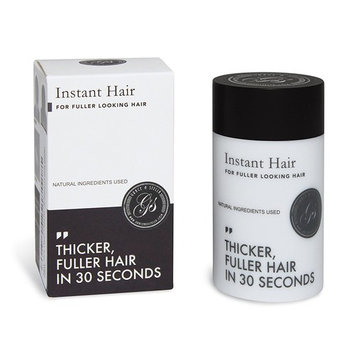 Instant Hair Loss Treatment for Men & Women - 100%, Building Keratin Fibers Cover Thinning and Balding Spots - Make Hair Thicker