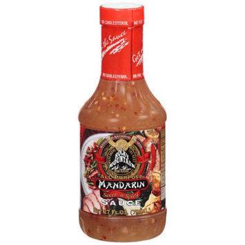 Rocky Mountain: All Purpose Barbecue Sauce, 27 Fl Oz