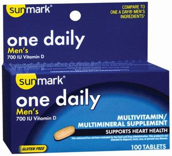 Sunmark Multivitamin Supplement