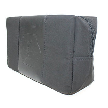 YSL - Yves Saint Laurent parfums blac pouch / toiletry / wash bag for men *