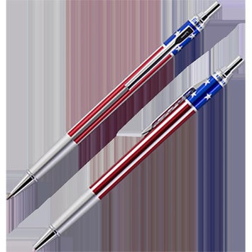 Fisher Space American Flag Space Pen & Blister Carded Matte Aluminum