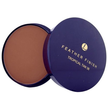 Mayfair Feather Finish 36 Tropical Tan Shade Pressed Powder Refill