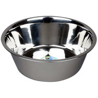 Advance Pet Products Stainless Steel Feeding Bowls [Options : 5 Quart]
