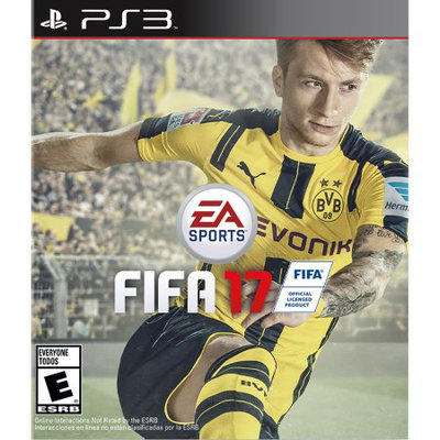 Electronic Arts FIFA 17 - Pre-Owned (PS3)