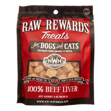 Northwest Naturals Treat Beef Liver 3 oz