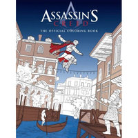 Insight Editions Assassin's Creed: The Official Coloring Book