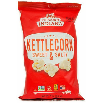 Popcorn Indiana Kettlecorn Sweet and Salty, 4 Oz