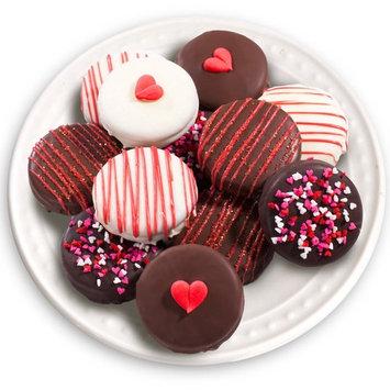 Sweet Love Chocolate Covered Oreos Dozen Gift Box [Sweet Love]