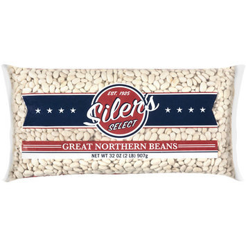 Silers Selected Beans Silers Great Northern Beans, 32 oz