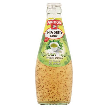 Faraon Foods Faraon Green Chia Seed Drink with Green Tea 9.8 fl. oz