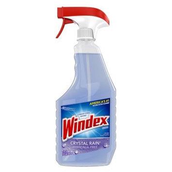 Windex Cleaner Crystal Rain Ammonia-Free, 23.0 FL OZ