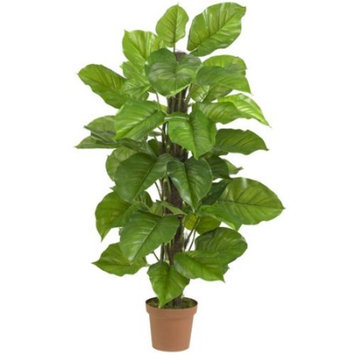 52-in. Large Leaf Philodendron Silk Plant