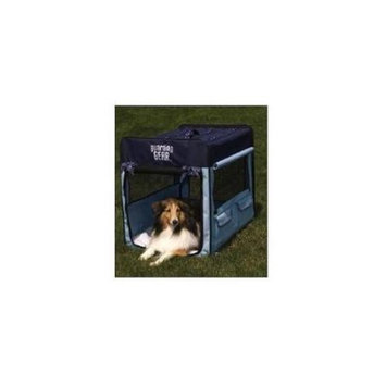 Guardian Gear Polka Dot Collapsible Dog Crate