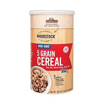 Woodstock 5 Grain Cereal - 18.5 oz.