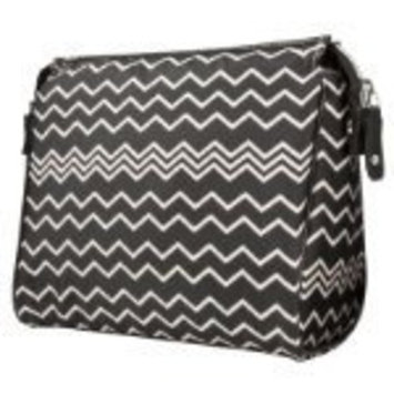 Missoni for Target Black White Famiglia Medium Make up Bag Purse Kit