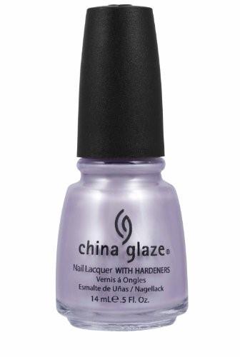 China Glaze Nail Polish, Princess Grace