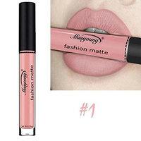 10 Colors Sexy Long Lasting Waterproof Ultra Matte Liquid Lipstick Moisturizer Beauty Makeup
