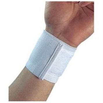 Living Health Products AZ-74-1310-3BE 3 in. Wrist Band Beige - Universal