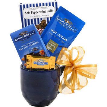 Ghirardelli Blue Mug Gift Set, 5 pc