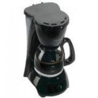 Sed International Inc Continental Electrics CTLCE23659 Coffee Maker - 4 Cup - Black