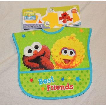 Regent Baby Sesame Street 2pk waterproof bibs