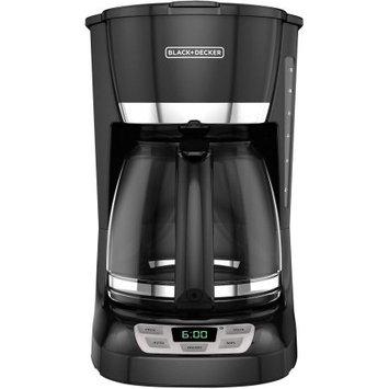 Spectrum Brands Black & Decker 12-Cup Programmable Coffee Maker, Black