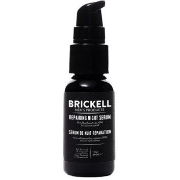 Brickell Men's Products Brickell Men's Anti Aging Repairing Night Serum for Men, 1 Oz