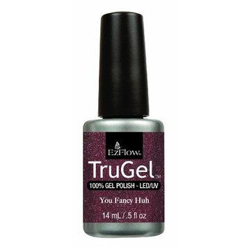 Ez Flow Trugel 4th Launch Nail Lacquer, You Fancy Huh, 0.5 Fluid Ounce