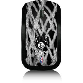 Brooklyn Nets Net Design Wireless USB Mouse by Keyscaper