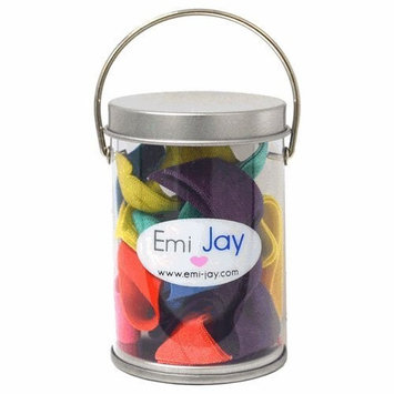 Emi-Jay Hair Ties- Tin of 8- Spring Collection