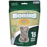 BONIES Skin & Coat Health Multi-Pack SMALL [Options : 15 Bones / 12.15 oz]