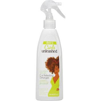 ORS Curls Unleashed Cucumber & Aloe Vera Curl Refreshing Detangler,8 oz