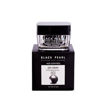 Sea of Spa Black Pearl - Day Cream for Dry Skin, 1.7-Ounce