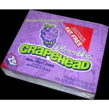 Grapehead Candy - 0.9 oz Box (24 Boxes)