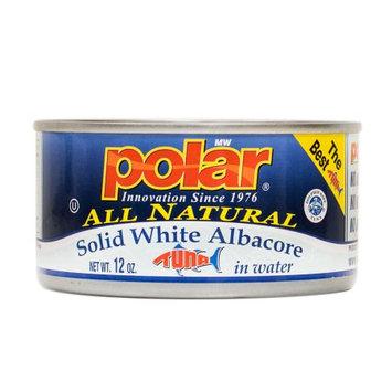 MW Polar All Natural Solid White Albacore Tuna 12 oz.