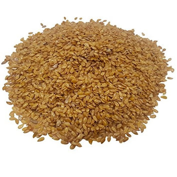 Food To Live ® Certified Organic Whole Golden Flaxseed (Raw, Non-GMO, Bulk Flax Seed) (50 Pounds)