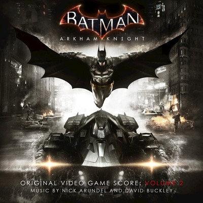 Nick Arundel Batman: Arkham Knight 2