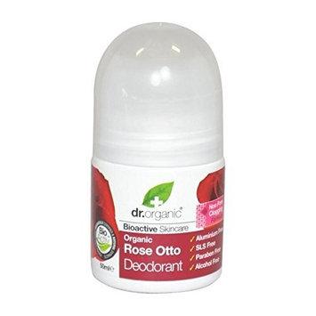 Dr Organic Rose Otto Deodorant